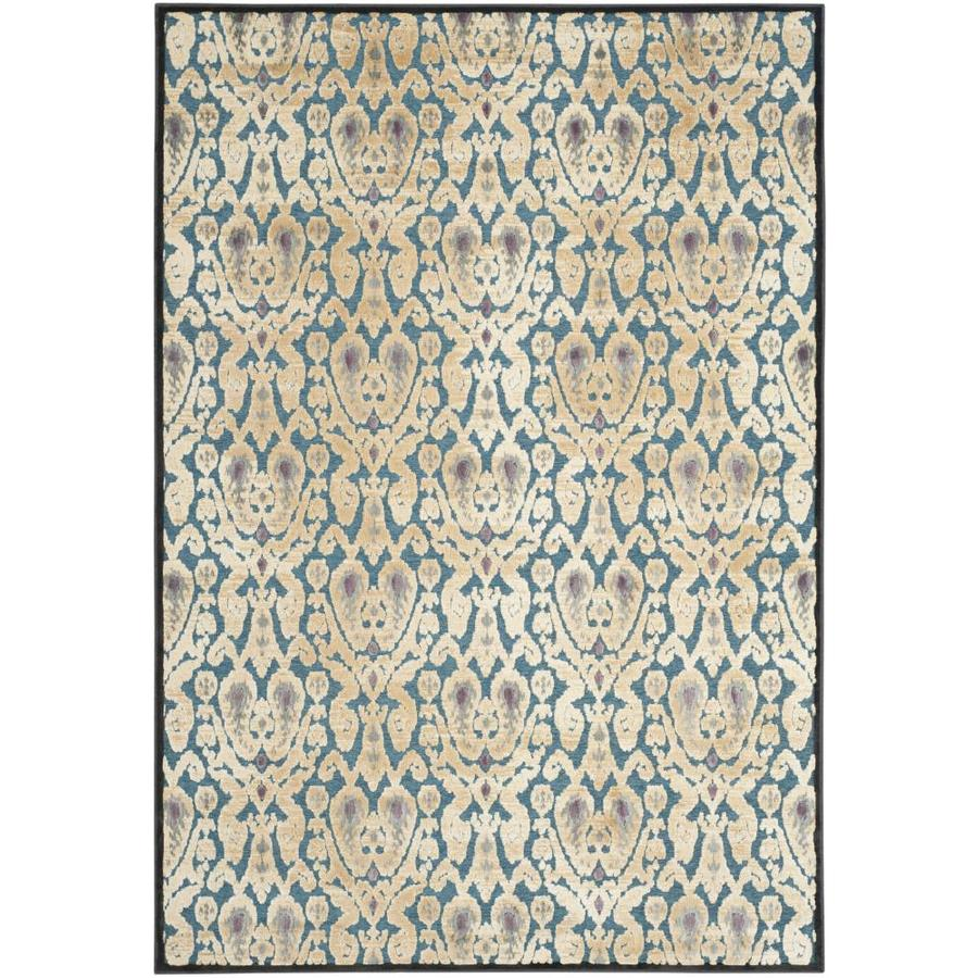 Safavieh Safavieh Paradise Nason 5 X 8 Anthracite Petrol Indoor Floral Botanical Oriental Area Rug In Gray Par157 2370 5 From Lowe S Daily Mail