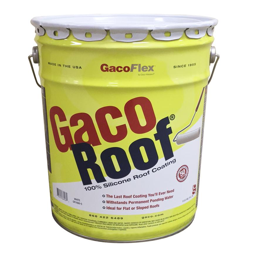 Shop Gaco Gacoroof 640 Fl Oz Waterproof Elastomeric Roof