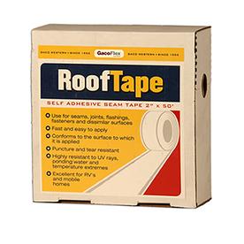 Shop Gaco 50 Ft Roof Seam Tape At Lowes Com