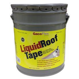 Shop Gaco 5 Gallon Elastomeric Roof Coating At Lowes Com