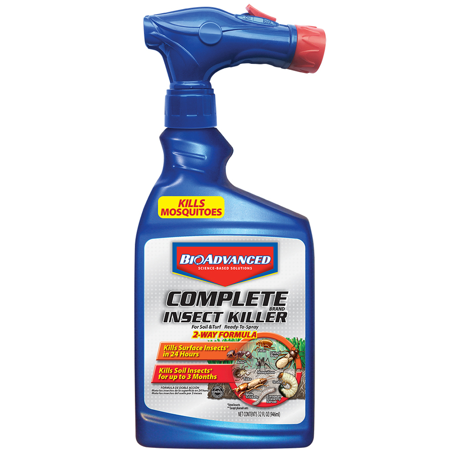 Do It Yourself Home Design: Shop BAYER ADVANCED 32-fl Oz Complete Insect Killer Rts At