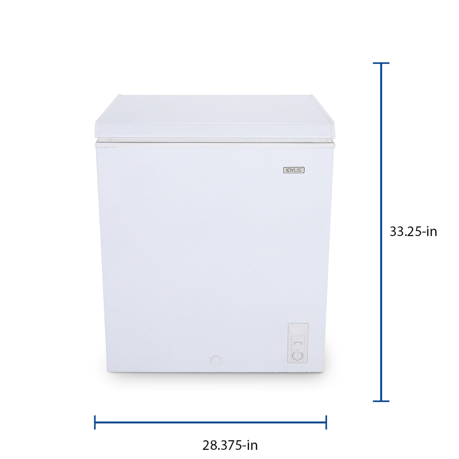 Lowes Kona Chest Freezer – A word on choosing a chest freezer.