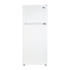 Haier 10.1-Cu Ft Top-Freezer Refrigerator (White) Ha10tg31sw