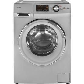 Haier Ventless Combination Washer And Dryer (Silver) Hlc1...