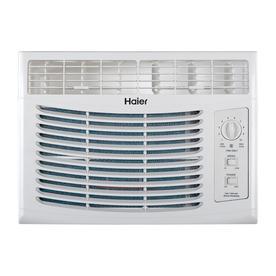 Haier 150-Sq Ft Window Air Conditioner (115-Volt; 5000-BTU Hwf05xcr