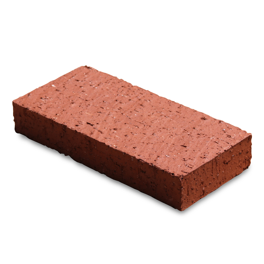 Solid Clay Brick: Shop Pacific Clay Red Velour Solid Clay Brick At Lowes.com