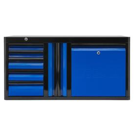 3000 45-In W X 22.5-In H 6-Drawer Ball-Bearing Steel Tool Chest (Multiple Colors/Finishes) - Kobalt 45CSSHQ417