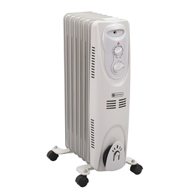 Display Product Reviews For 5200 BTU Oil Filled Radiant Tower Electric Space  Heater With