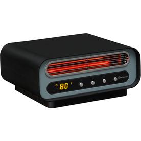 Mr Heater 5,100-Btu Infrared Quartz Cabinet Electric Spac...