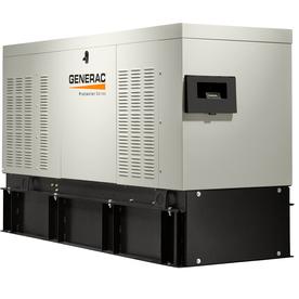 Generac Protector 15Kw Diesel Aluminum Standby Generator ...