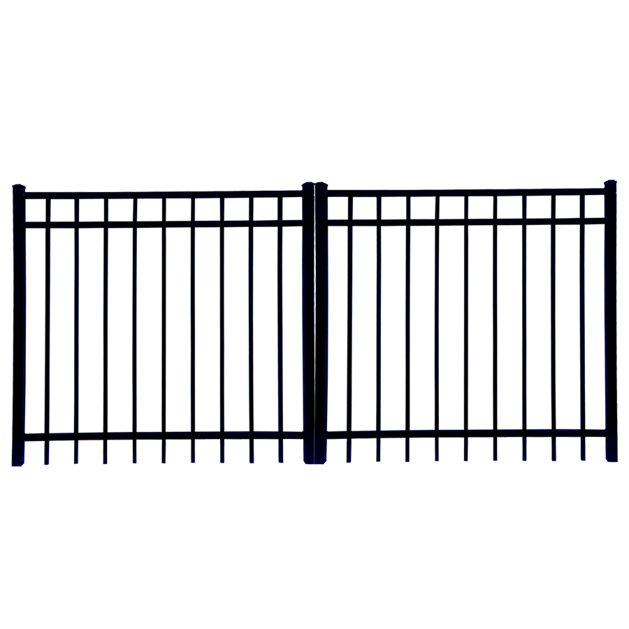 Aluminum Fences And Gates Lowes Refencedesign Us