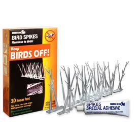 Bird X SP-10-NR Plastic Bird Spikes