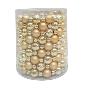 Holiday Living 9-ft L Beaded Garland LW60-4X038B