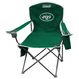Rawlings Coleman Nfl New York Jets Steel Chair 160103