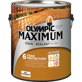 Shop Olympic Maximum Cedar Naturaltone Semi Transparent