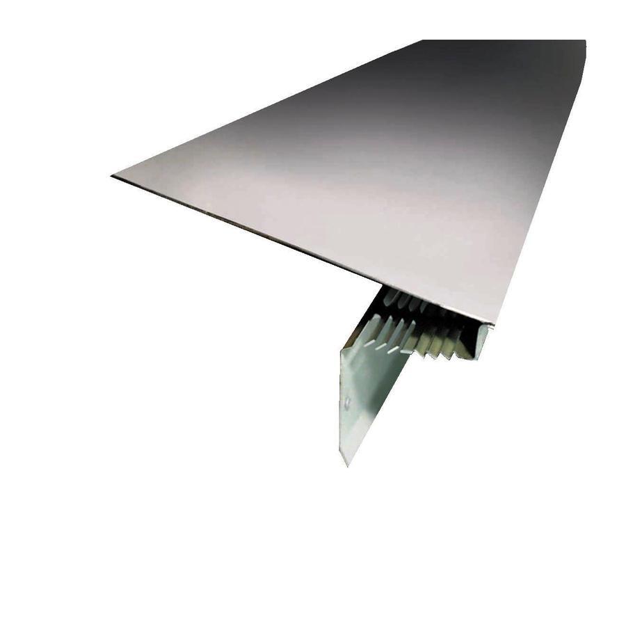 Shop Air Vent Pro Flow 10 In X 120 75 Ft Aluminum Drip