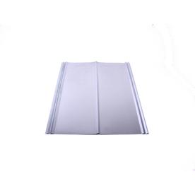 Shop Fabral 5v Crimp 2 16 Ft X 10 Ft Ribbed Steel Roof