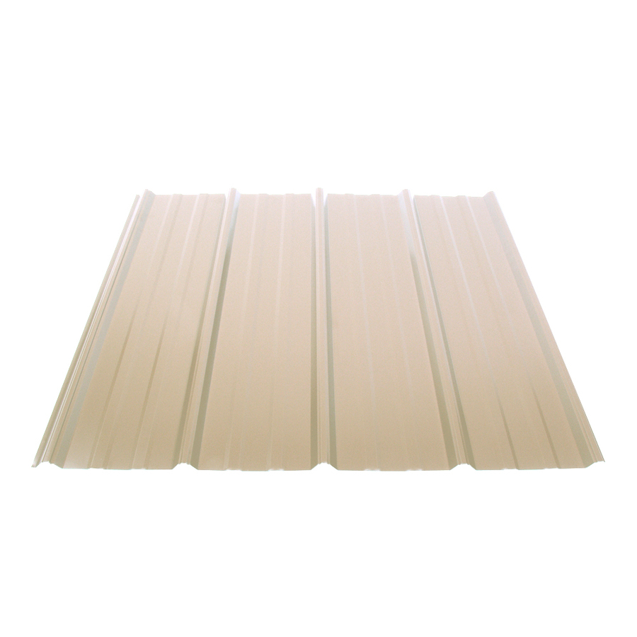 Shop Fabral Series Name Width X Length Ribbed Steel Roof