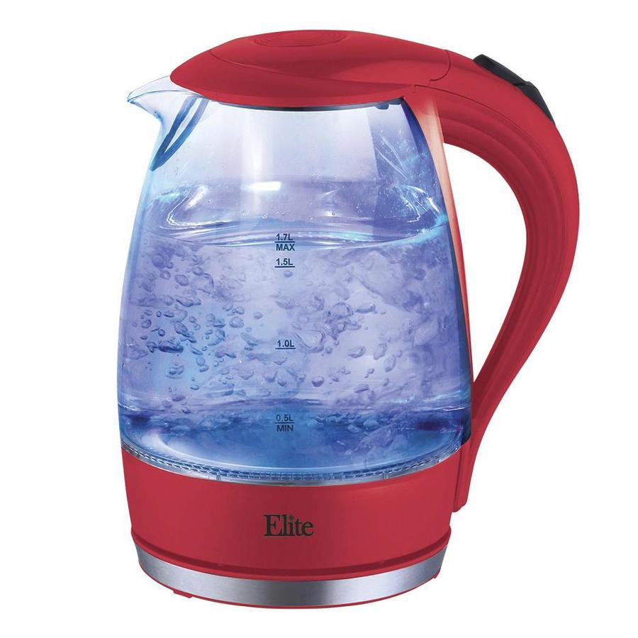 Cordless Electric Tea Kettle Glass