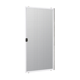 ReliaBilt 312 White Aluminum Sliding Screen Door (Common: 72-in x 80-in; Actual: 72-in x 80-in) 353