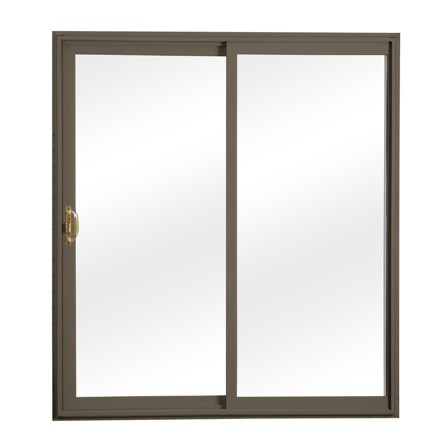 Shop Reliabilt 300 Series 70 75 In Clear Glass Vinyl