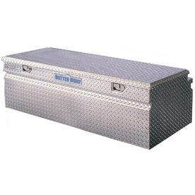 Better Built Midsize Silver Aluminum Truck Tool Box 62011324