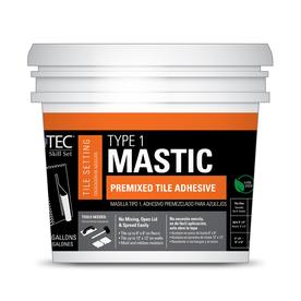 Shop Tec Skill Set 3 5 Gallon Ceramic Flooring Adhesive At