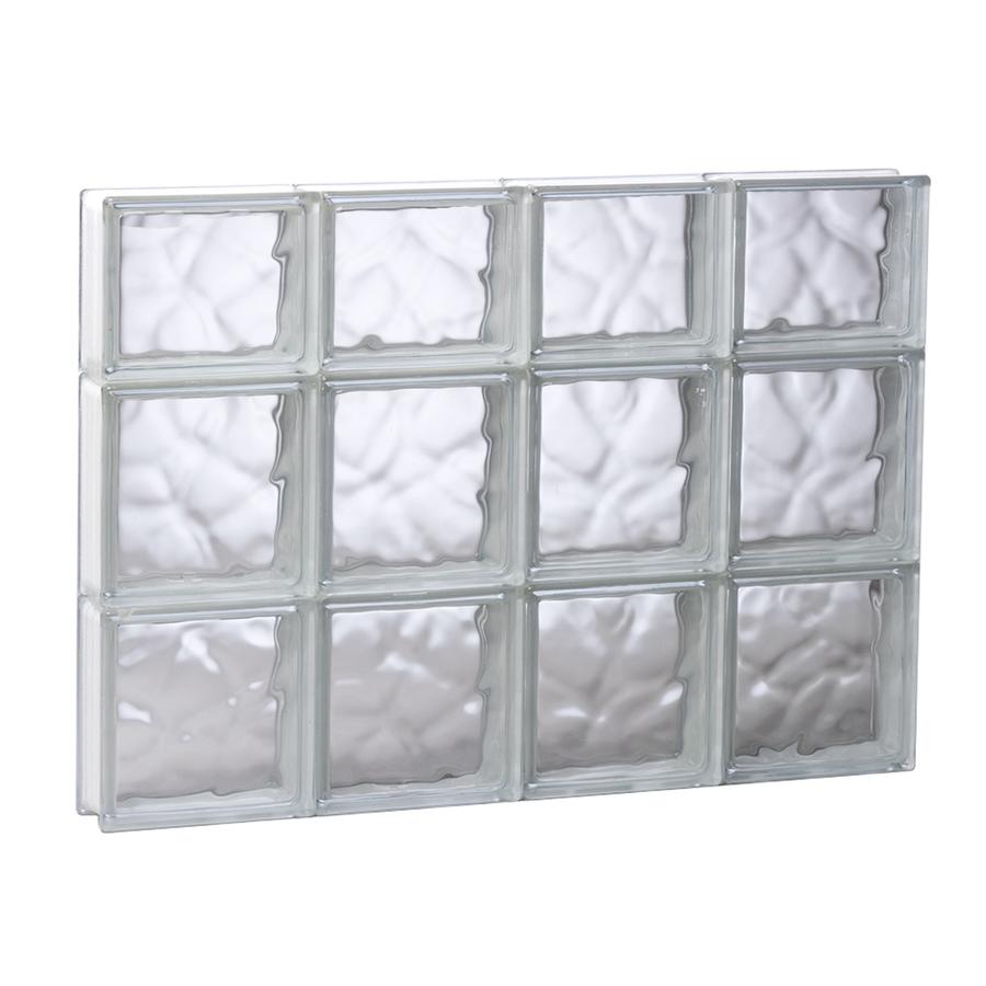 Window Glass Glass Block Windows Lowes