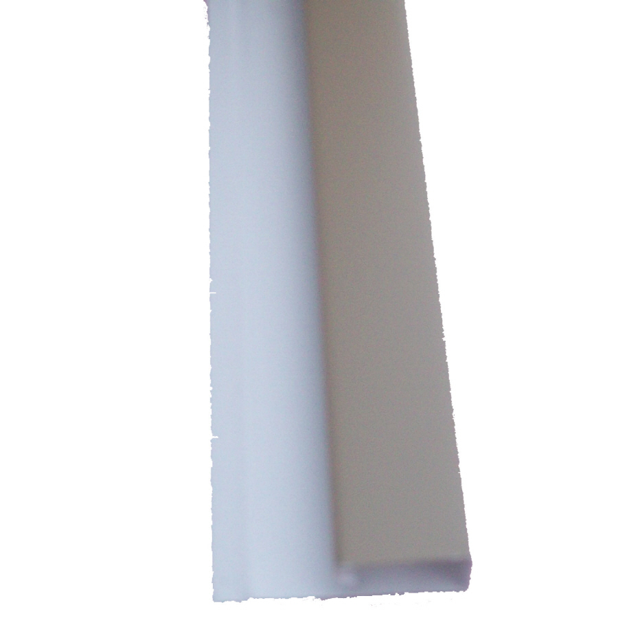 Shop Alcoa Aluminum J Channel Pebble Clay At Lowes Com