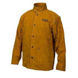 Lincoln Electric Leather Welding Jacket Kh807xxl