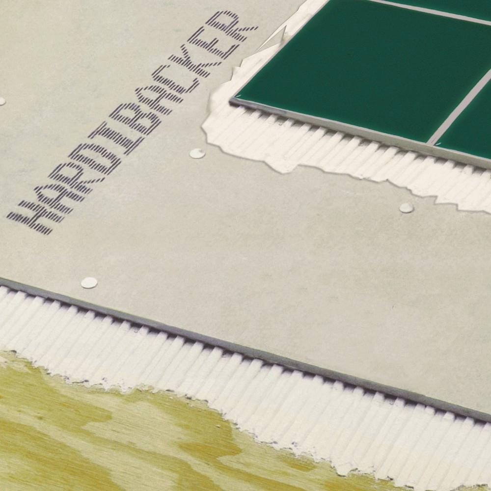 Shop Hardibacker 174 3 X 5 X 1 4 Quot Ceramic Tile Backerboard