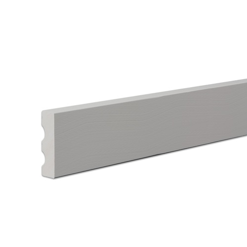 James Hardie 3.5-in x 144-in HardieTrim Primed Smooth Fiber Cement Trim 6000021