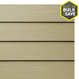 Shop James Hardie Fiber Cement Siding Panel At Lowes Com