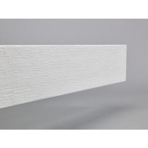 James Hardie 3.5-in x 144-in HZ5 HardieTrim Primed Woodgrain Fiber Cement Trim 6000556