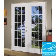 6 Reliabilt French Patio Door Steel Exterior