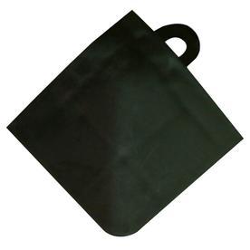 VCT Tile: Greatmats Flooring Max Tile Black 2-3/8 in. x 2-3/8 in. x 5/8 in. Corner for Max Tile Vinyl Laminate Interlocking Floor Tile (Case of 4) MAXTCRNBK4