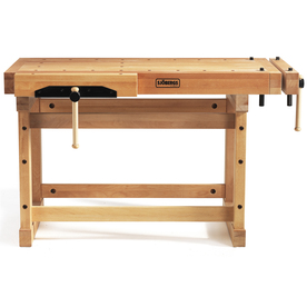 Shop Sjobergs 29.125-in W x 35.437-in H Wood Work Bench at ...