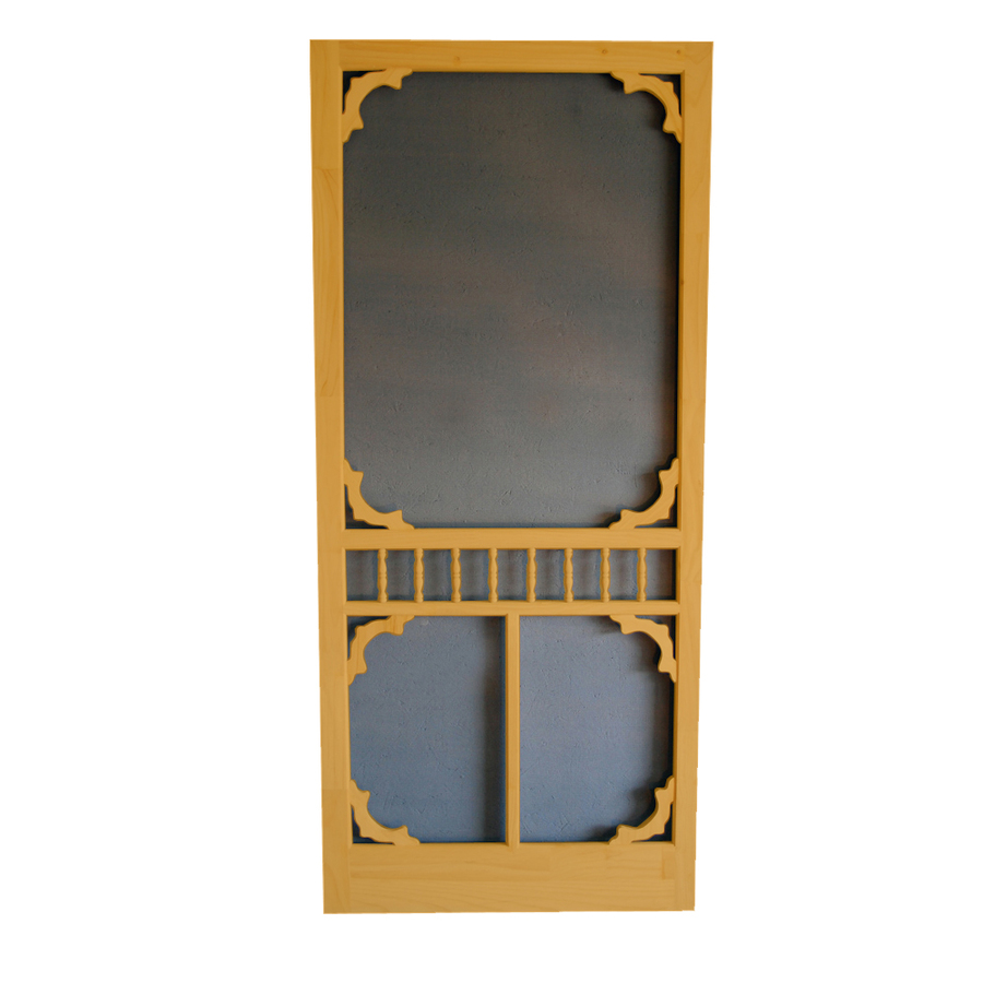 Security Screen Doors Wooden Security Screen Doors