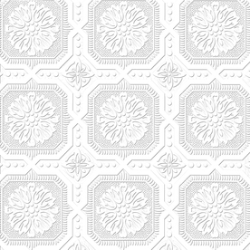 Upc 734565197379 Product Image For Allen Roth White Strippable Prepasted Textured Wallpaper Upcitemdb