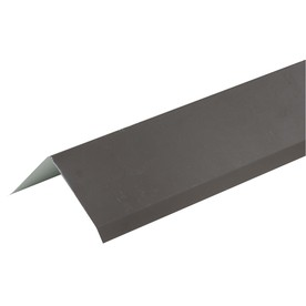 Shop Cmi 1 5 In X 10 Ft Galvanized Steel Drip Edge At