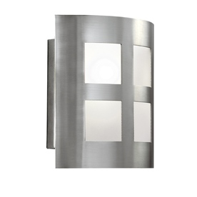 Display Product Reviews For 6 5 In W 1 Light Satin Nickel Pocket Wall Sconce