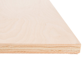 Top Choice 3/4-In Hpva Birch Plywood, Application As 4 X ...