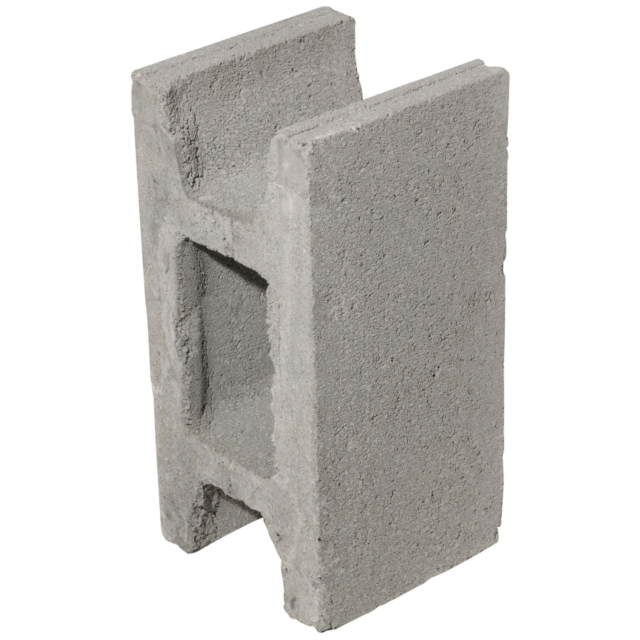 Shop Oldcastle Fence Block (Common: 8-in X 8-in X 16-in