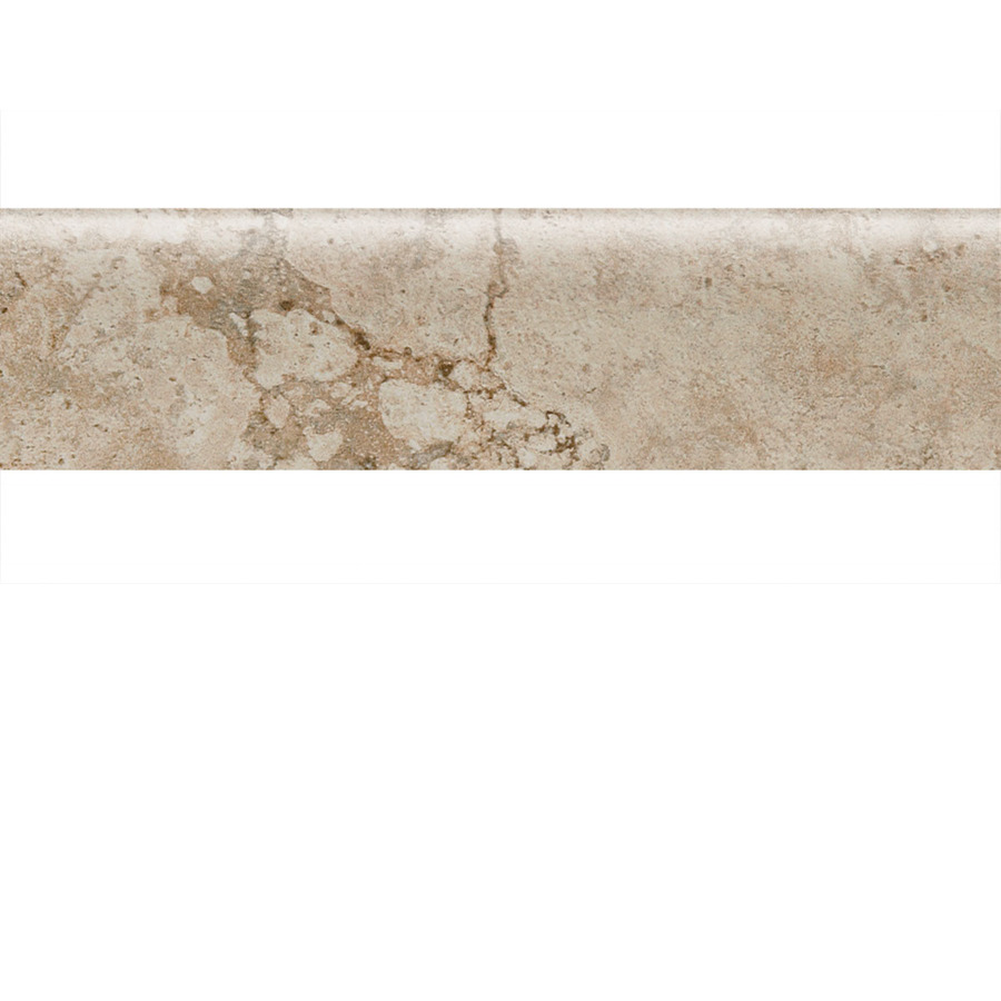 American Olean Bordeaux Chameau Porcelain Bullnose Tile (3-In X 13-In) Bd02p43e91p1