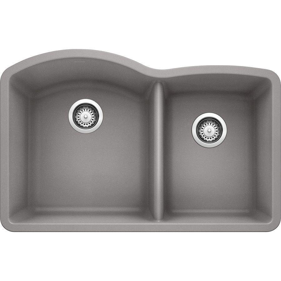 Granite Composite Sinks Undermount Kitchen