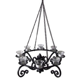canopy  sc 1 st  Christonium.com & Outdoor Gazebo Chandelier from Lowes Patio Furniture