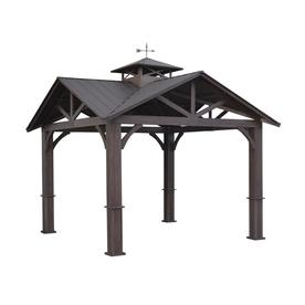Gazebos at Lowes com