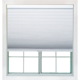 Redi Shade 29-in W x 72-in L Snow Light Filtering Cellular Shade Z00C2901400