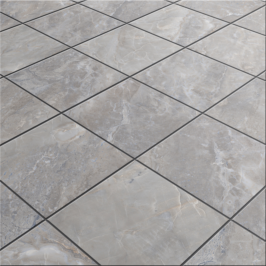 Style Selections Tousette Gray Ceramic
