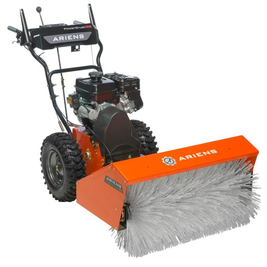 Ariens Power Brush 28 28-in 177-cc Two-Stage Self-Propelled Gas Snow Blower with Push-Button Electric Start   921056